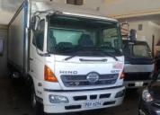 Excelente hino fc camion furgon 2012 contado