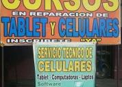 Cursos prÁcticos de reparaciÓn de celulares y tablets,contactarse.
