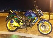 venta de excelente moto