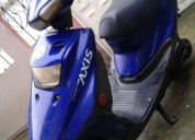Yamaha axis en buen estado.