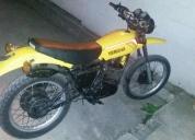 Excelente moto yamaha 400 enduro