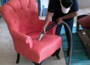 Lavo y desinfecto 1 juego de muebles