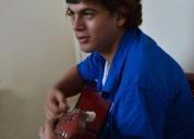 Excelente cursos de guitarra clásica y popular