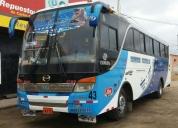 Vendo excelente bus con todo puesto
