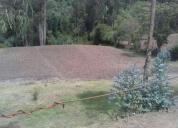 Terreno de venta en alangasi valle de los chillos de 2300m