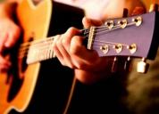 Excelente clases de guitarra para principiantes