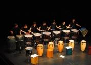 Curso de ensamble de percusiÓn