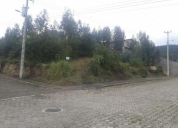 Terreno de 500 m².