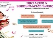 Iniciación y preparación musical para niños.