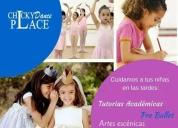 Baile, ballet, coreografias para niñas