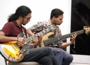 Excelente cursos guitarra  solfeo  teclado  armonia