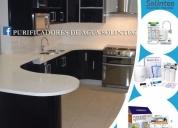 Filtros de agua para empresas y casas. contactarse.