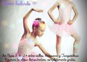 Baby ballet y ballet inicial