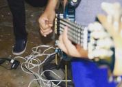 Excelente clases de guitarra y bajo