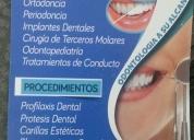 Dental med servicios odontologicos. contactarse.
