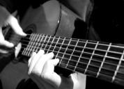 Clases de guitarra, baterÍa, bajo, piano.