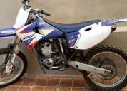 Vendo o cambio yamaha yzf 250 2004, contactarse.