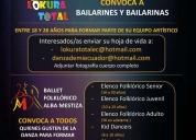 Casting bailarines. contactarse.