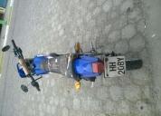Excelente moto yamaha dt trial