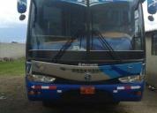Excelente bus hino fg 2010