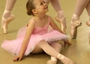 Clases de ballet inicial