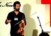 Cursos de violín canto baile actuación piano.