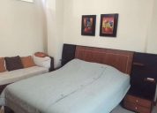 Alquilo excelente suite amueblada de primera