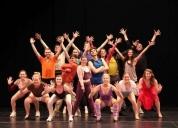 Cursos de bailes modernos