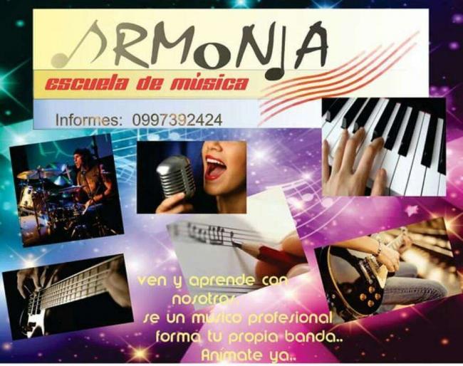 Excelente Clases de piano, guitarra, bateria, canto
