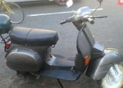 Vendo moto vespa nv 150cc año 1998
