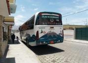 Excelente bus hino fg