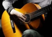 Estudio de guitarra. contactarse.