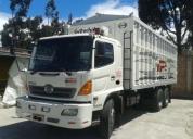 Vendo camion hino fm 2626 del 2008