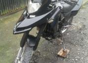 Vendo excelente moto nueva