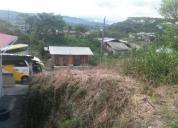 venta de terreno urbano
