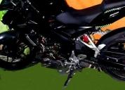 Canbio moto pulsar 200ns casi nueva