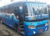 Se vende bus hino gd 2004 por cambio de modalidad