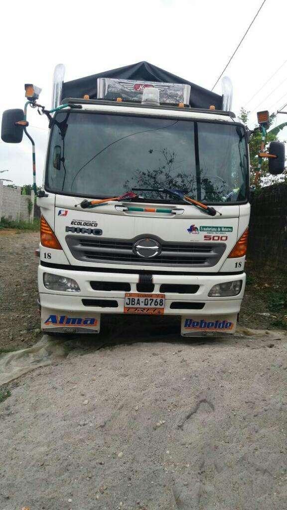 Oportunidad! Flamante Camión Hino Gh