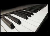 Venta de piano clases a domicilio