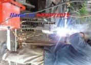 soldador, trabajos serios resposable y garantizados