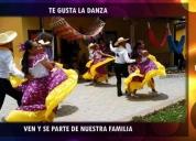 Oportunidad! danza folklórica  grupo de danza  contratos