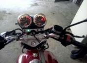 moto roja suzuki gs 125,contactarse.