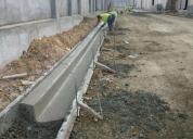 Oportunidad!, maestro de construcción de obras civil artesanos