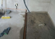 Oportunidad!. reparaciones de tuberia de agua
