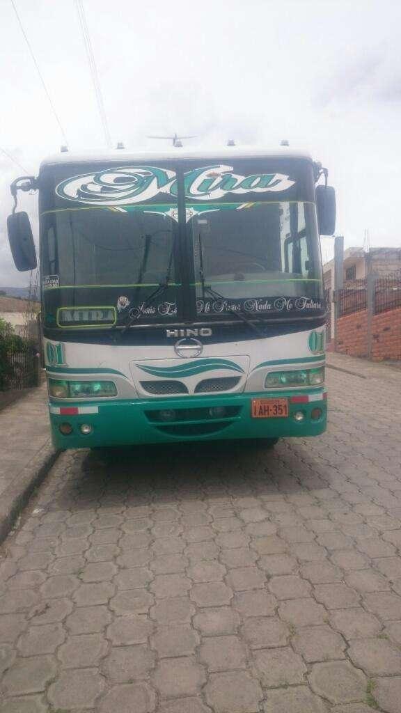 Oportunidad! Flamante Bus Hino Gd 2004