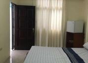 Bonitas habitaciones ejecutivas