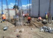 Oportunidad!. maestros albañiles constructores calificados