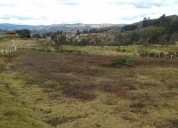 Excelente terreno para casa o quinta, 2350m²