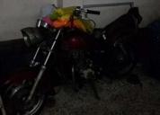 Vendo excelente moto para repuesto
