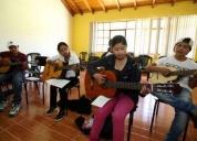 Excelente clases de guitarra para niños a domicilio
